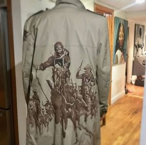 Custom Trench Coat